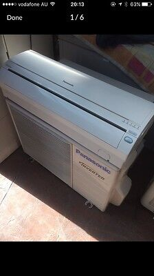 Panasonic 2.6kw Split System Air Conditioner