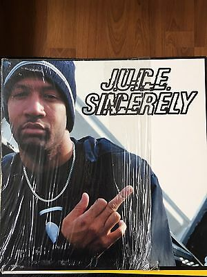 Juice -sincerely Hip Hop Vinyl 12