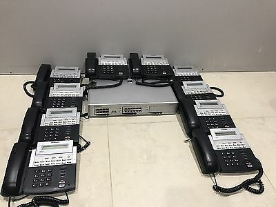 Samsung OfficeServ 7100 Plus 10X Samsung DS-5014S Telephones