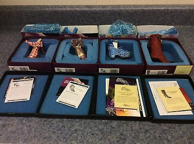 Just the Right Shoe - Lot of 35 shoes - Batch 1