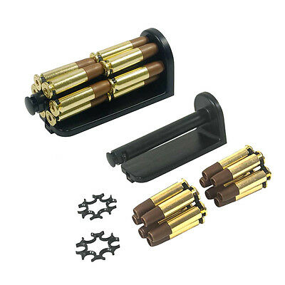 ASG Dan Wesson Revolver Moon Clip Speed Loader and Shells 6mm Bb Airsoft 18617