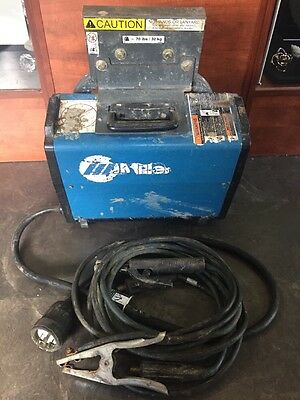 Miller CST 280 stick/tig welding machine and lead.