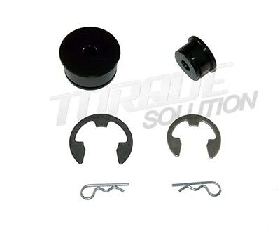 Torque Solution Shifter Cable Bushings Honda Civic 2012+ SI, EX, LX, DX