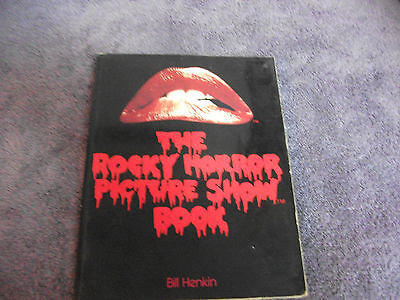 Rocky Horror  Picture Show autographed(signed) by Bill Henkin  Vancouver 1979