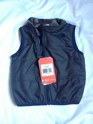 The North Face Baby Vest Size 12-18mnth BNWT