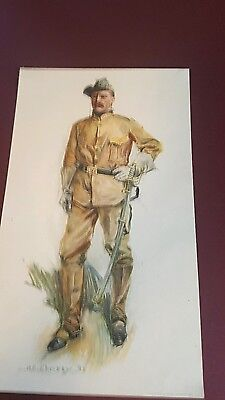 Howard Chandler Christy Men of the Army and Navy set of six