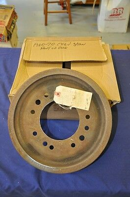 1960 -70 Chev 3/4 ton Front or Rear Brake Drums  NOS