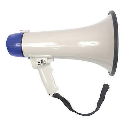Eagle P637C Handheld Megaphone with SD/USB Flash Card Readers 20W