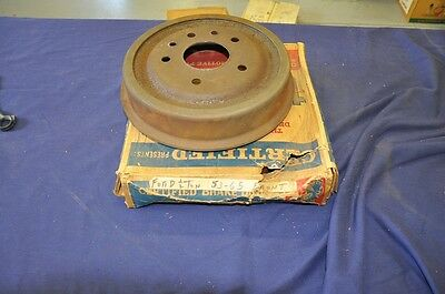 1953-65 Ford F100 1/2 ton  Front  Brake Drums  NOS