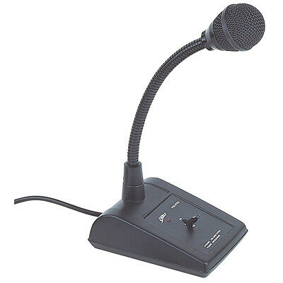Eagle P656T PROP80 Balanced Dynamic Paging Microphone