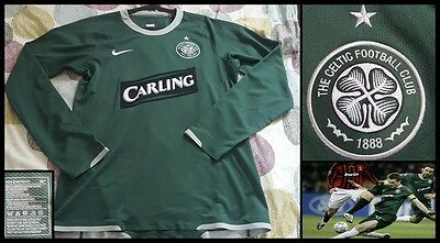 Maillot Shirt Celtic Glasgow 2007 Scotland Jersey England Vintage Nike Football