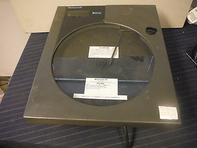 """Honeywell Truline DR4500 12"""" Chart Recorder DR45AT-1111-00-001-0-00000E-0 TESTED"""