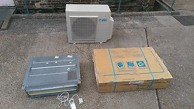 Daikin Air Conditioning Multi System Ducted Bedroom or office 5 & 2.5Kw cooling