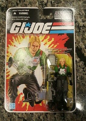 GI Joe club exclusive FSS 3.0 Psyche Out figure