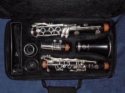 Clarinet Klarinette Bb (wood) : Selmer Prologue Paris  France