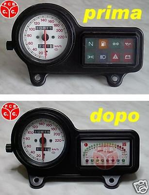 Contagiri Ducati monster (Tachometer  rev counter  drehzahlmesser )