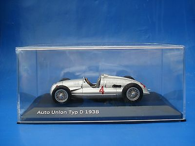 Auto Union Type D 1938 Model By Audi
