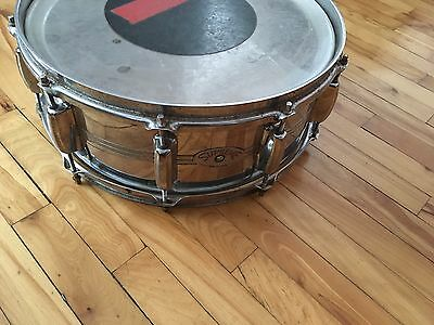 Vintage SUPREME (pre-Tama) snare drum from the 60's. CHROME OVER BRASS!!  NR