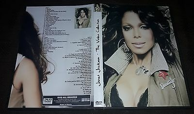 Janet Jackson - The Video Collection (2 DVDs) SPECIAL FAN EDITION