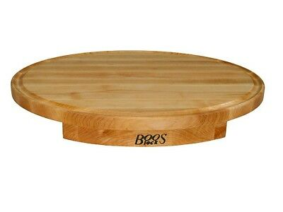John Boos Countertop Corner Cutting Board 24 x 18 x 1.25