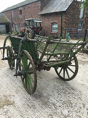 Old farm horse carriage project