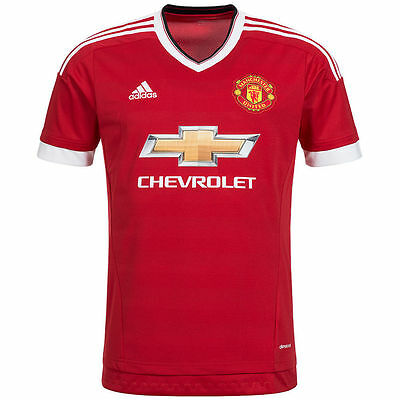 "Maillot ""Adidas-Manchester United "".T.S.Neuf"