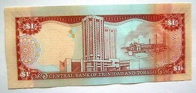 Banknote>Trinidad And Tobago>1 Dollar >2006 Issue >Unc Cond.<