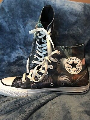 Converse Chuck Taylor All Star Size 5 Batman Dark Knight Sneakers Shoes