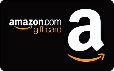 NEW $400 Amazon gift card