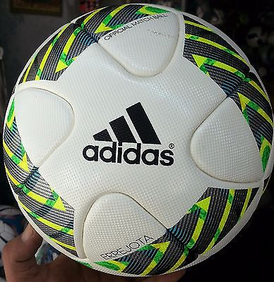 100% Original Adidas Errejota Fifa Approved Official Match Ball Size 5. 6 Panel
