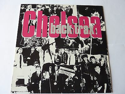Chelsea Backtrax Vinyl Punk Lp Excellent Condition