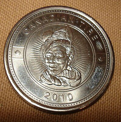 Canadian Tire Limited Edition 2010 Collector Coin