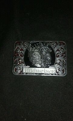 Belt buckel Budweiser made in USA