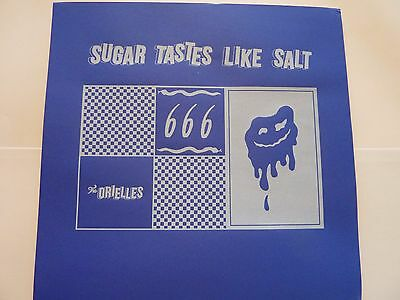 "The Orielles Sugar Tastes Like Salt 12"" Single Very Limited Only 100 Copies"
