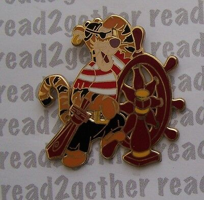 Disney Pin Pirate Tigger