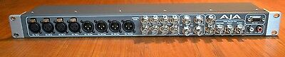 New - AJA K3-Box 1RU Breakout Box with cable