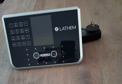 Lathem FR650 Face In Time Attendance System
