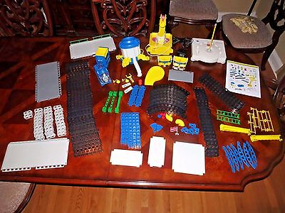 INCOMPLETE!  Rokenbok Systems Monorail Start Set #36140.  Replacements