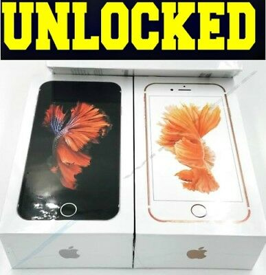 Apple iPhone 6S - 16GB | 64GB | 128GB (UNLOCKED) VERIZON Gray Gold Silver *NEW*