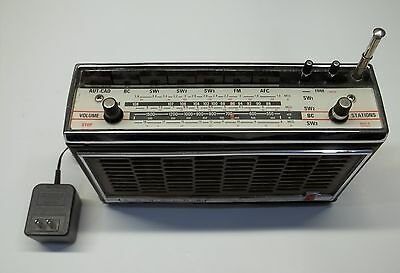 Sonolor radio, made in france, with AC adapter, working