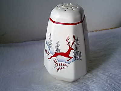 MCM Retro Crown Devon Deer Stockholm Castor Sugar Shaker Sifter