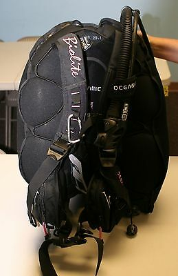 Oceanic scuba diving BCD  Brand New Biolite Womens  BC with tags Inflator Large