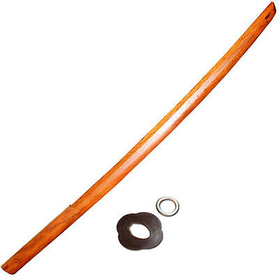 Wood Bokken - Red Oak - Martial Arts Japanese Training