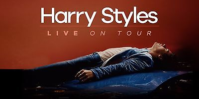 2 x HARRY STYLES A RESERVE SEATED SYD CONCERT TICKETS 27 APRIL 2018