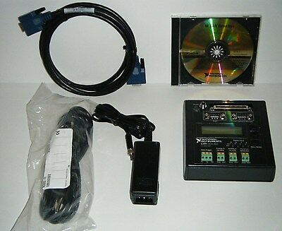 NI CAN Demonstration Box/Device Simulator Kit, National Instruments *Tested*