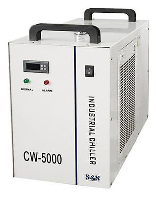 Industrial Water Chiller for CNC/ Laser Engraver Engraving Machine CW5000AG 220V