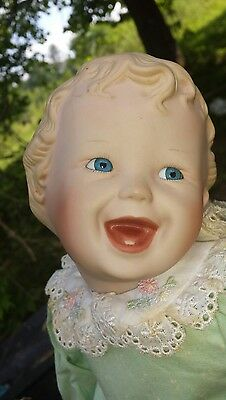 Haunted Doll Story w/ Porcelain Doll (Jenni) 3 yrs old