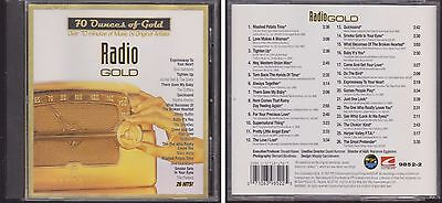 70 Ounces of RADIO GOLD Various Artists 26 Hits 1997 CD Fortunes Redbone 60s 70s