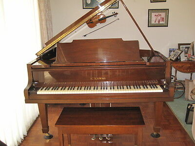 Kawai baby grand piano - pick up only