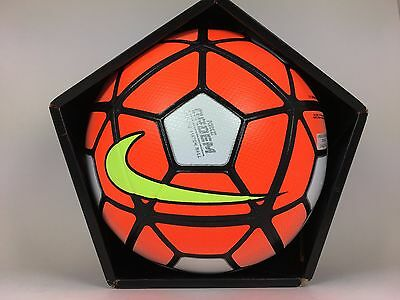 Nike Ordem 3 Official Match Authentic Soccer Ball Size 5 [PSC458 100] FIFA 2016